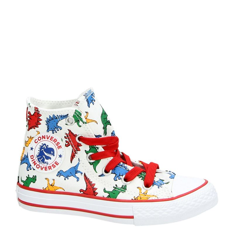Converse j Chuck taylor  AS h - Hoge sneakers - Rood