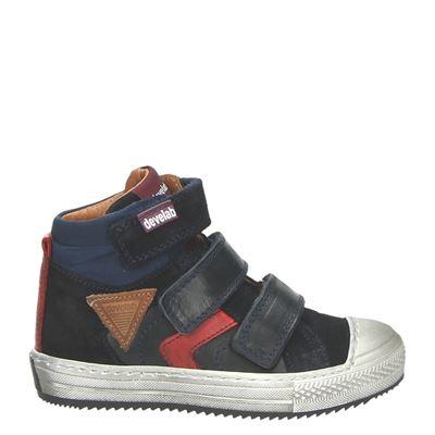 Develab jongens sneakers blauw