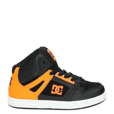 DC jongens sneakers zwart