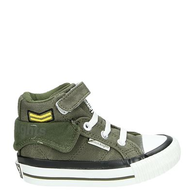 British Knights jongens sneakers groen
