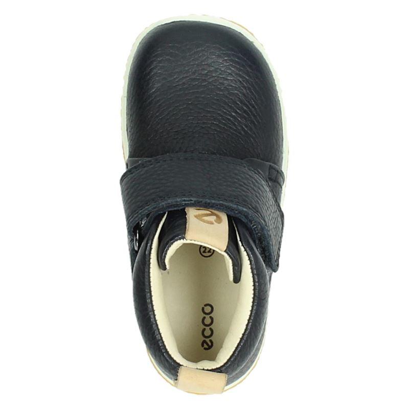 Ecco Crepetray Mini - Klittenbandschoenen - Blauw