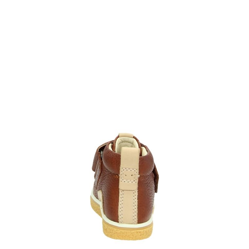 Ecco Crepetray Mini - Klittenbandschoenen - Cognac