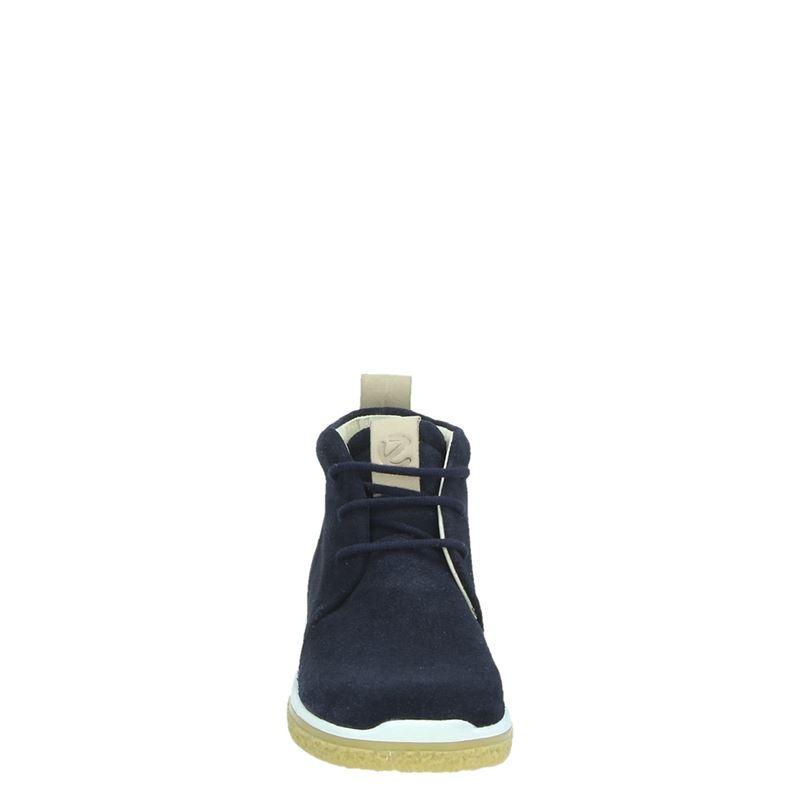 Ecco Crepetray Mini - Veterboots - Blauw