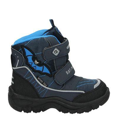Galop jongens snowboots blauw
