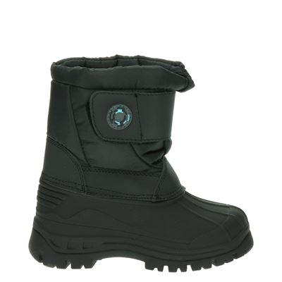 Galop jongens snowboots zwart