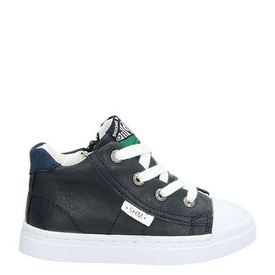 Shoesme jongens sneakers blauw