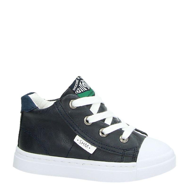 Shoesme - Hoge sneakers - Blauw
