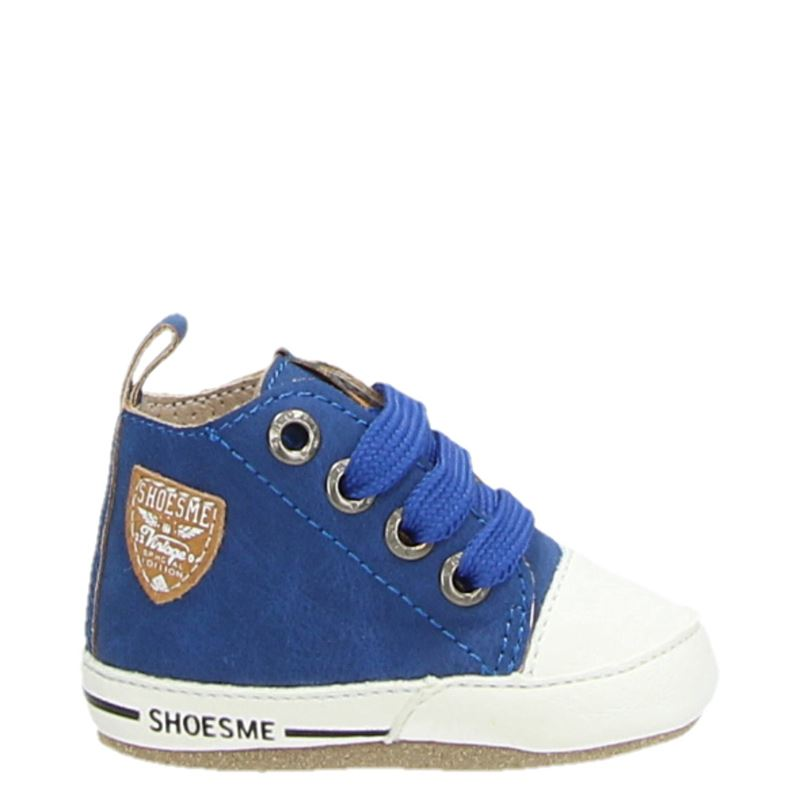 Shoesme Baby-Proof Soft - Babyschoenen - Blauw