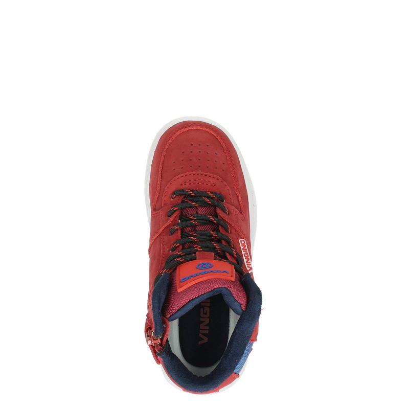 Vingino - Hoge sneakers - Rood