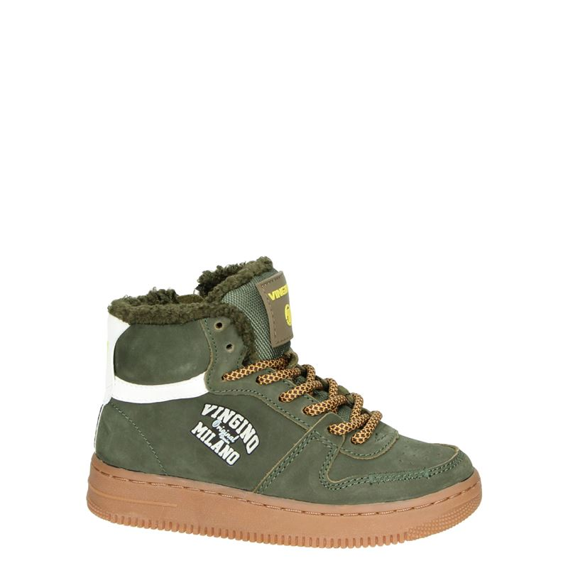 Vingino - Hoge sneakers - Groen