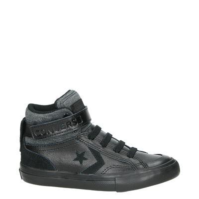 7de37ebcaa8 Converse Problaze jongens hoge sneakers zwart