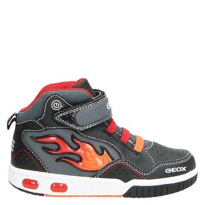 Geox jongens sneakers grijs
