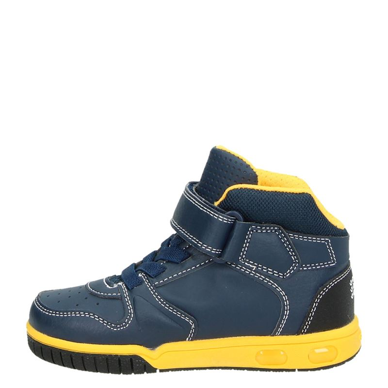 Geox Gregg - Hoge sneakers - Blauw