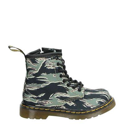 Dr. Martens jongens laarsjes & boots groen