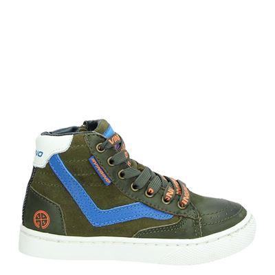 Vingino jongens sneakers groen