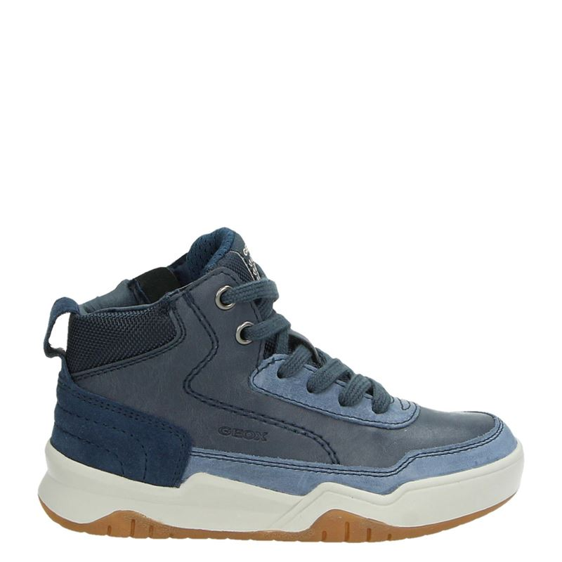 Geox J Perth B. - Hoge sneakers - Blauw