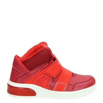 Geox jongens sneakers rood