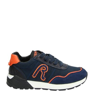 Replay jongens sneakers blauw