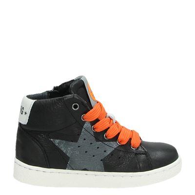 Kipling jongens sneakers zwart