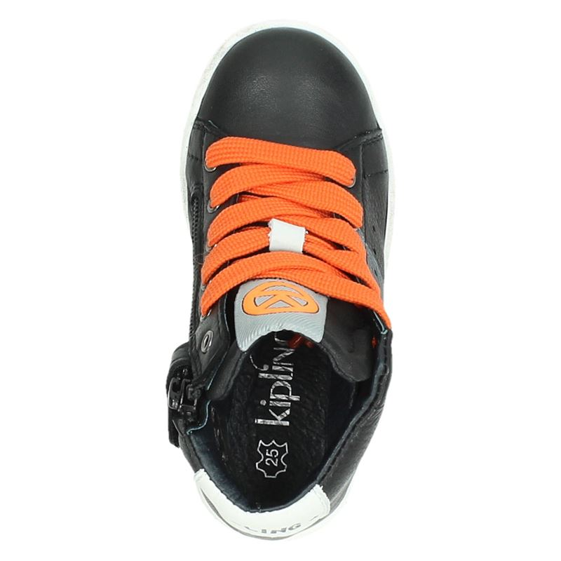 Kipling Dagio - Hoge sneakers - Zwart