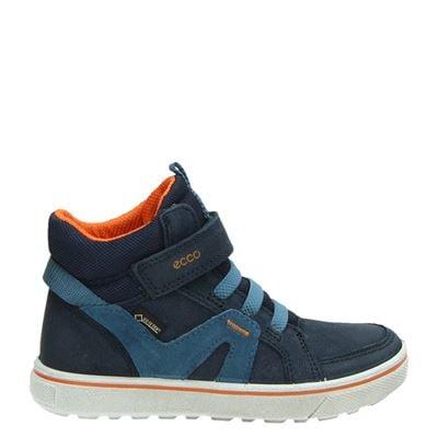 Ecco jongens laarsjes & boots blauw