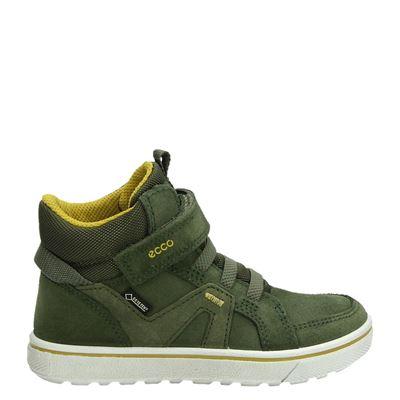 Ecco jongens laarsjes & boots groen