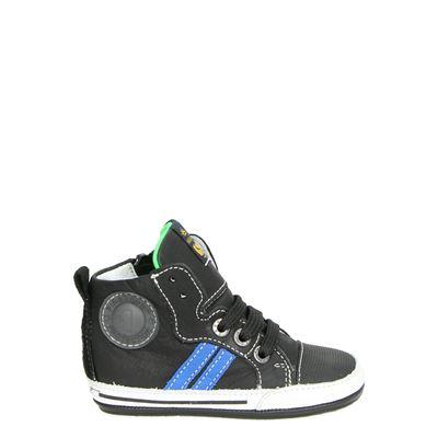Shoesme jongens babyschoenen zwart