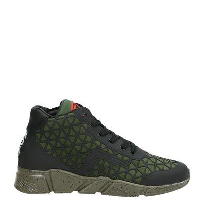 Red Rag jongens sneakers groen
