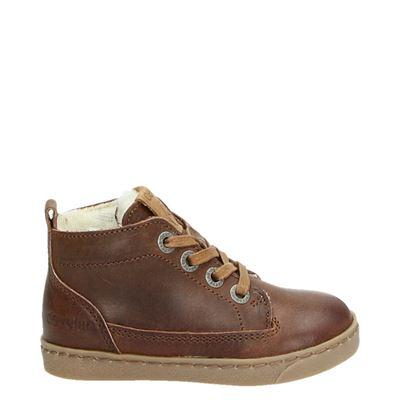 Develab jongens laarsjes & boots bruin
