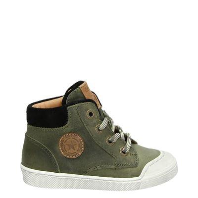 Develab jongens laarsjes & boots groen