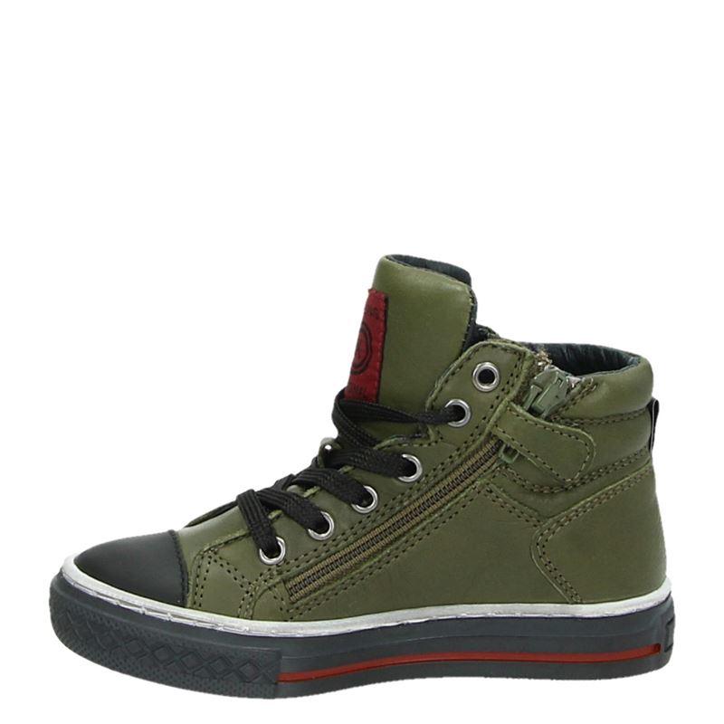 Kipling Drive 1 - Hoge sneakers - Groen