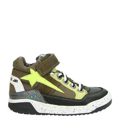 Bunnies jongens sneakers groen