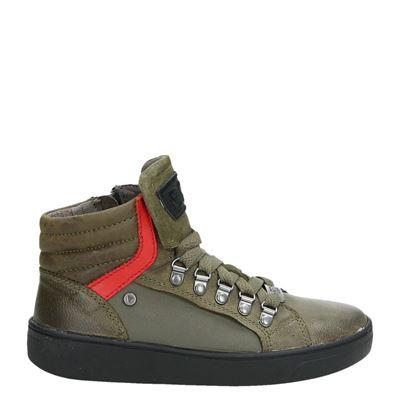 braQeez jongens sneakers groen