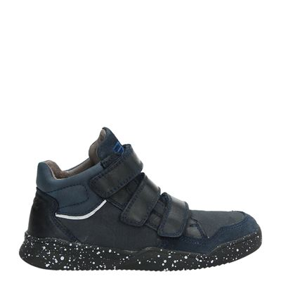 braQeez jongens sneakers blauw