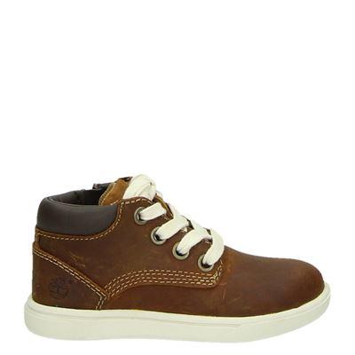 Timberland jongens laarsjes & boots bruin