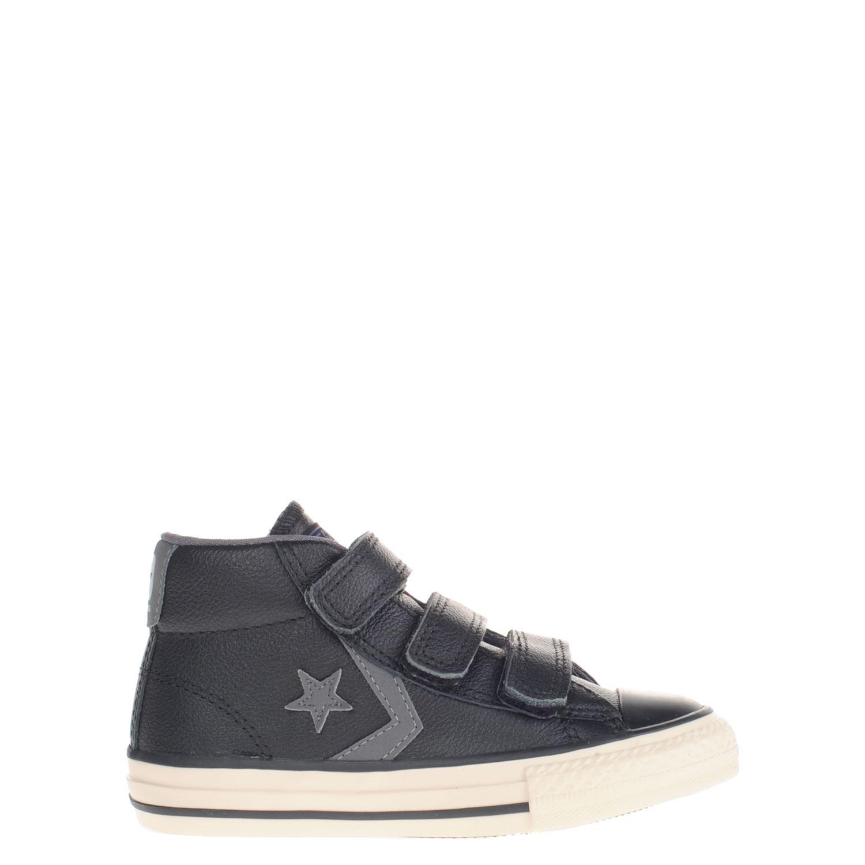 converse star player zwart