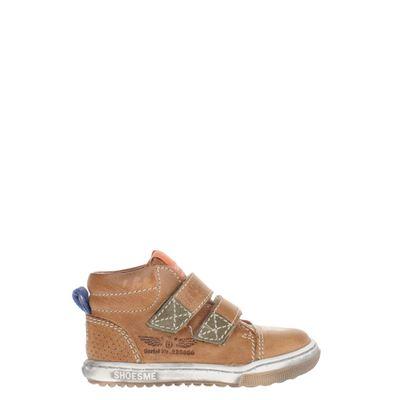 Shoesme jongens sneakers cognac