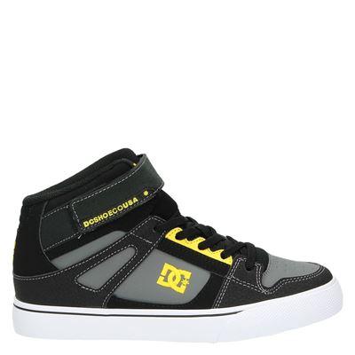 DC jongens sneakers grijs