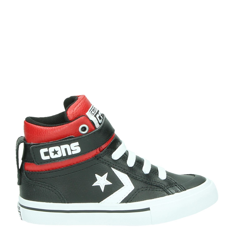 Chaussures Converse Noir Élevé GpygmDa