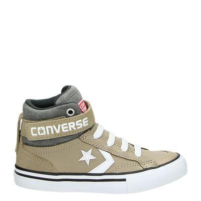 Converse jongens laarsjes & boots groen