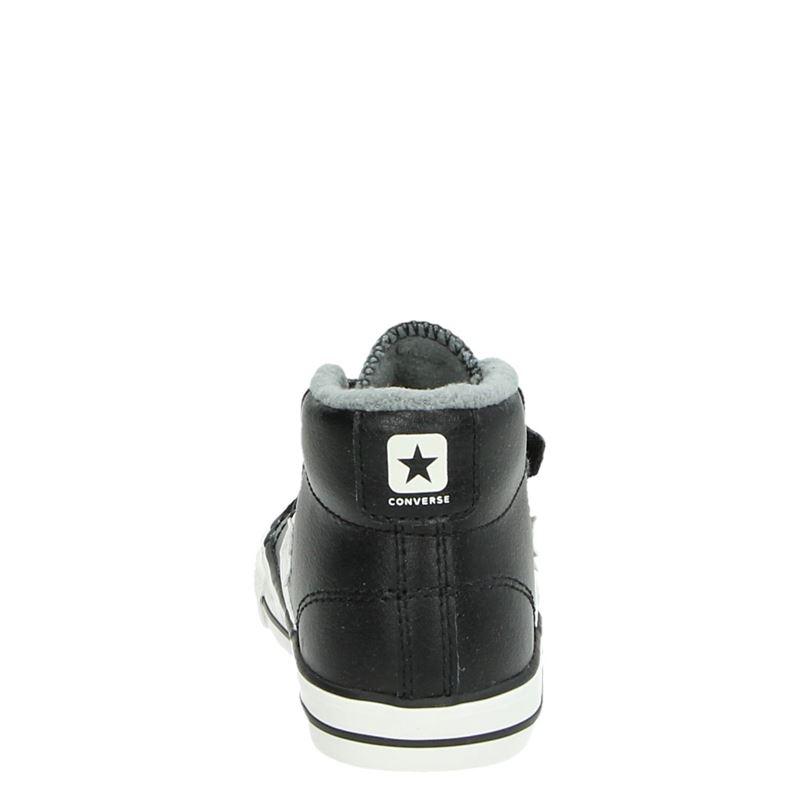 Converse Starplayer - Klittenbandschoenen - Zwart
