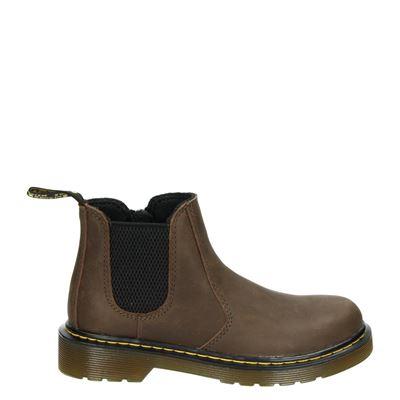 Dr. Martens jongens laarsjes & boots bruin
