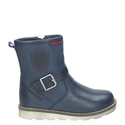 Vingino jongens laarsjes & boots blauw