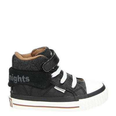 British Knights jongens sneakers zwart