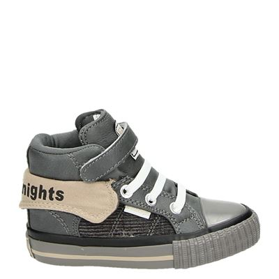 British Knights jongens sneakers grijs