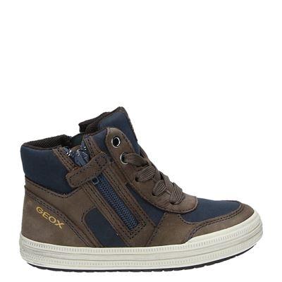 Geox jongens laarsjes & boots bruin