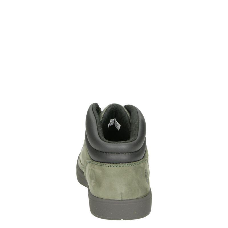 Timberland Davis Square - Hoge sneakers - Kaki