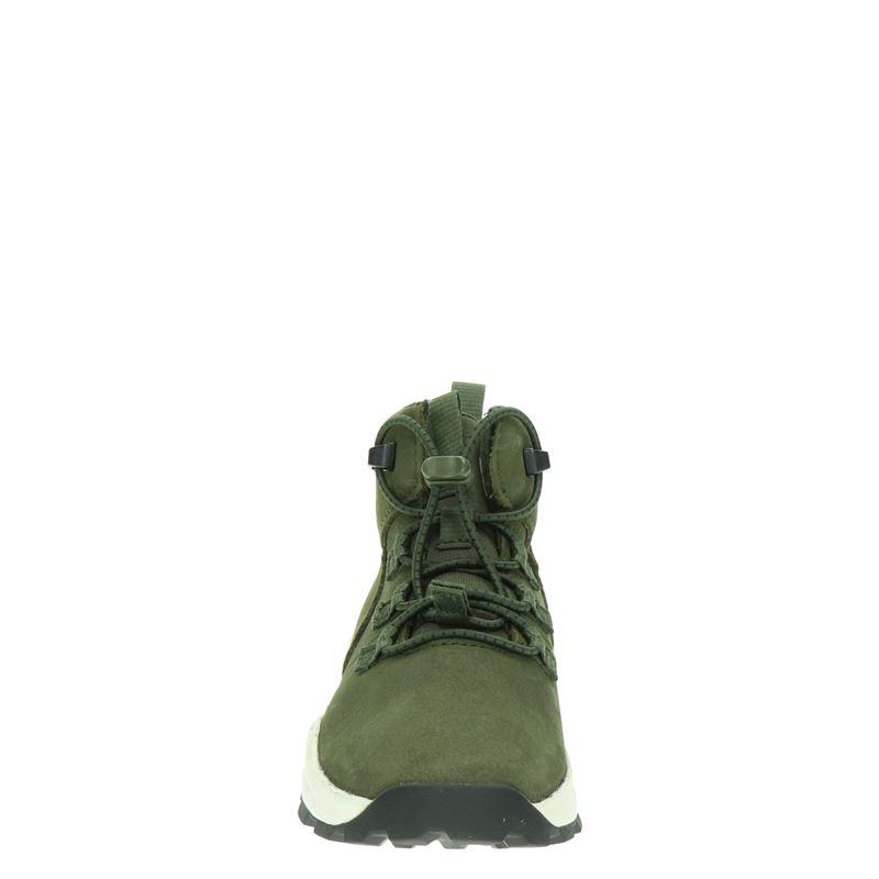 Timberland Brooklyn - Hoge sneakers - Groen