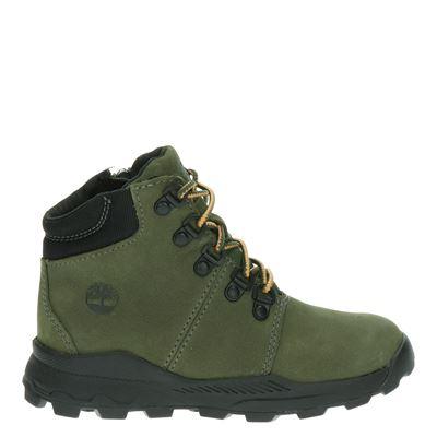 Timberland jongens laarsjes & boots kaki