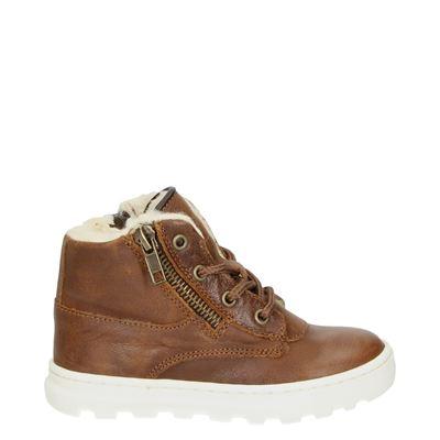 Nelson Kids jongens boots bruin